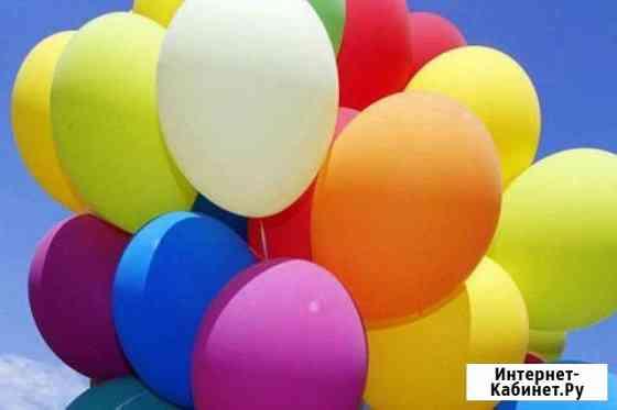 Воздушные шары 24 часа Санкт-Петербург