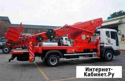 Аренда автовышки Москва Москва
