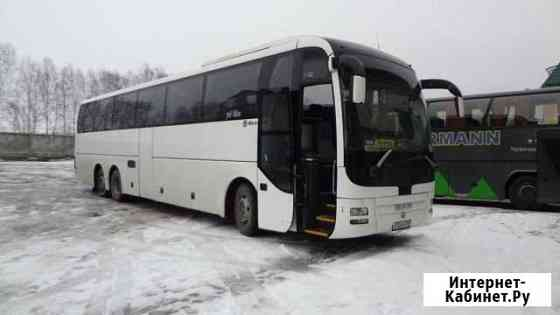 Аренда автобусов в Орле. Mаn 53 места Орёл