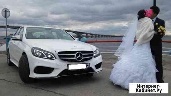 Авто на свадьбу мерседесы Е класса Саратов