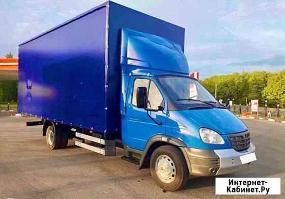 Грузоперевозки до 5 тонн 6 метров, закрытый кузов Санкт-Петербург