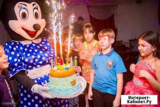 Детские праздники Белово