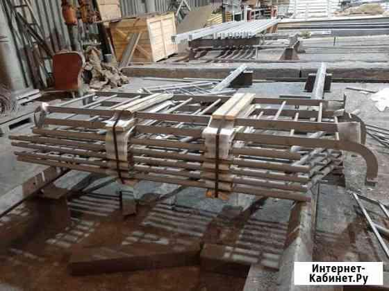 Изготовление металлоконструкций Екатеринбург