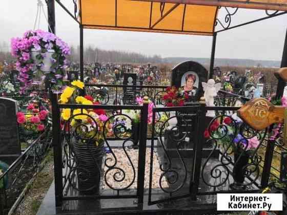 Изготовление памятников, благоустройство захоронен Рыбинск