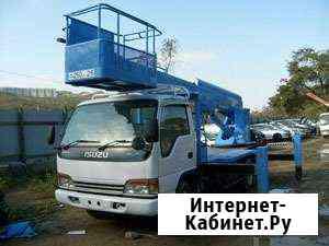 Услуги автовышки 15-45 метров. вездеходы. звони Екатеринбург