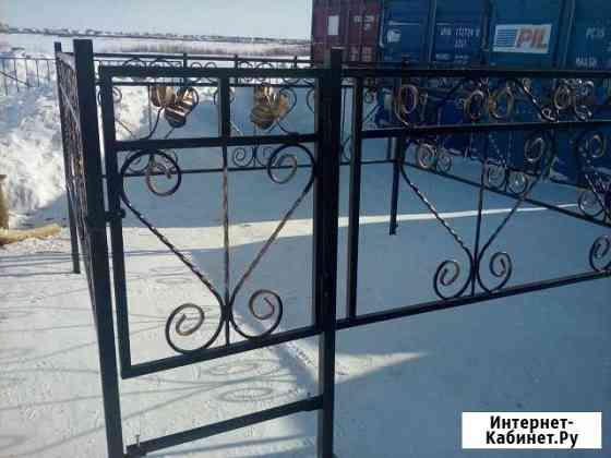 Оградки под заказ Нарьян-Мар
