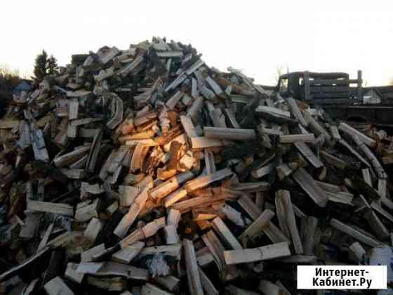 Продам дрова 3куб., береза, дуб Альметьевск