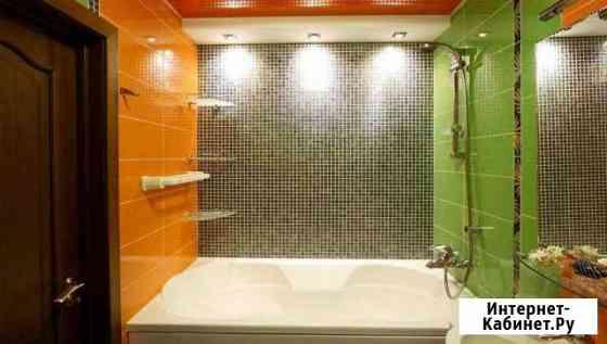 Ремонт ванной санузла под ключ укладка кафеля Екатеринбург