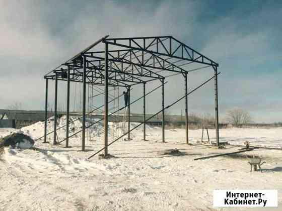 Изготовление металлоконструкций Воронеж