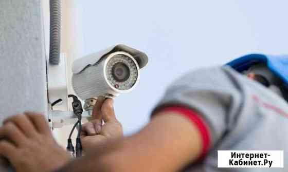 Установка видеонаблюдения под ключ Екатеринбург