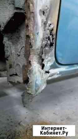 Кузовной ремонт, покраска авто, ремонт бампера Москва