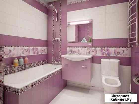 Ремонт ванных комнат. Комплексный ремонт квартир Санкт-Петербург