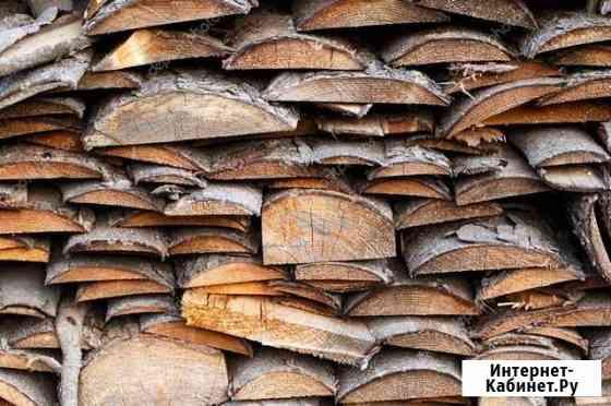 Дрова сосновые срезка горбыль, березовые колотые Новосибирск