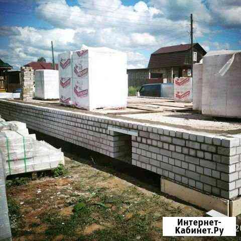 Строительные работы Киров