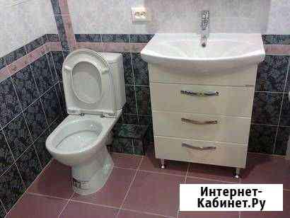 Кафельщик Плиточник Ванная санузел под ключ Улан-Удэ