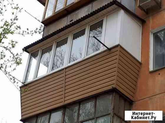 Балкон и лоджия под ключ Волжский