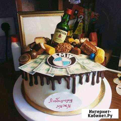 Торты и капкейки на заказ Саранск