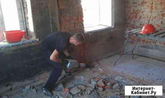 Демонтажные работы любой сложности Самара