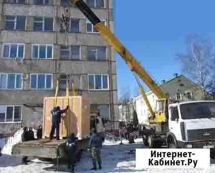 Аренда автокрана, аренда манипулятора Санкт-Петербург