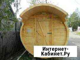 Мобильная баня под ключ Новая Ляля