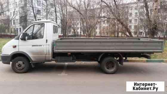 Грузоперевозки Газель. Открытая бортовая газель 4 Москва