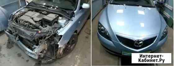 Кузовной ремонт автомобиля / кузовные работы Тверь