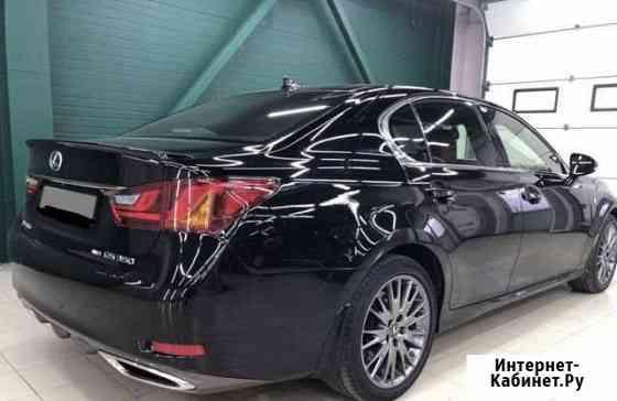 Аренда автомобиля с водителем Lexus GS Омск