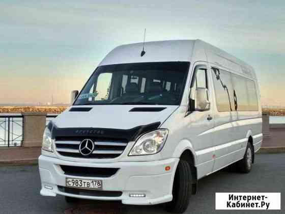 Заказ/ аренда микроавтобусов до 20 мест Санкт-Петербург