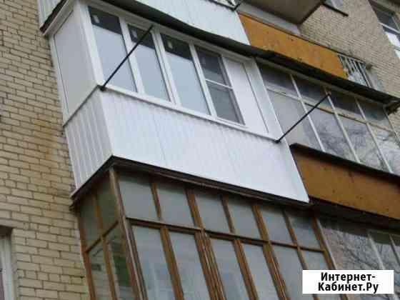 Остекление балконов и лоджий под ключ Ставрополь
