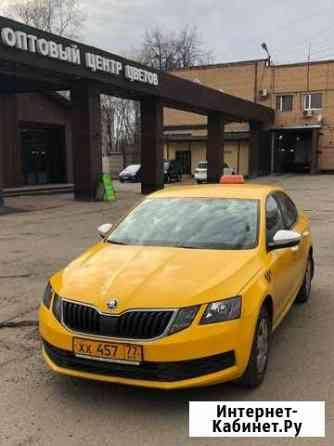 Аренда авто Skoda Octavia Москва