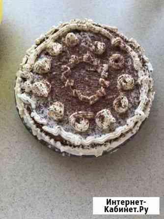 Домашние торты на заказ Королев