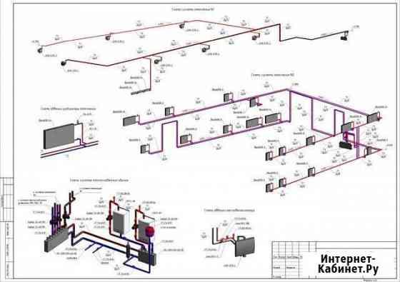 Расчёты, проекты систем вентиляции любой сложности Оренбург