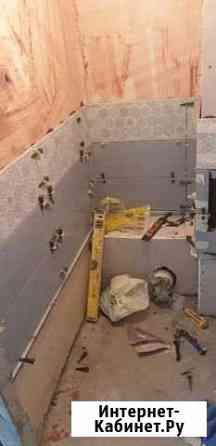 Кладка плитки керамической Новосибирск
