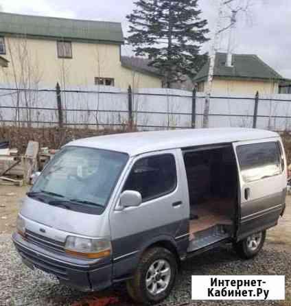 Грузоперевозки, автобус, без выходных Южно-Сахалинск