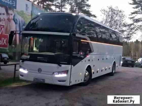 Заказ автобуса 24/7 (круглосуточно) Санкт-Петербург