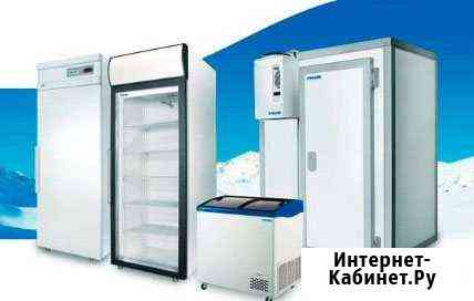 Ремонт холодильного оборудования Петропавловск-Камчатский