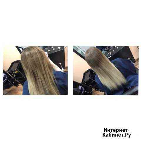 Предоставляю парикмахерские услуги. Ламинирование Южно-Сахалинск