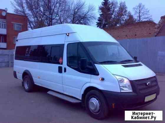 Заказ микроавтобуса в Тамбове Тамбов