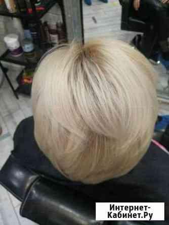 Кератиновое выпрямление, ботокс волос Челябинск