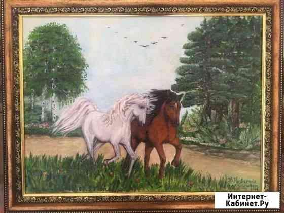 Картины маслом на заказ Симферополь