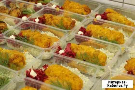 Доставка комплексных обедов Красное Село