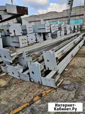 Изготовление металлоконструкций Усть-Илимск