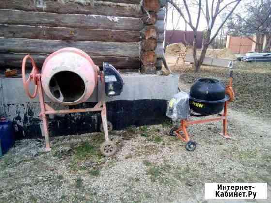Аренда инструмента: бетономешалки, генератор Подольск