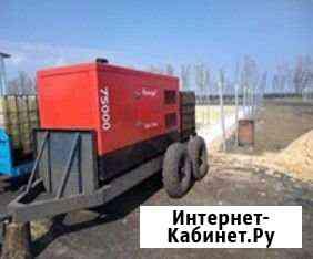 Аренда дизельного генератора мощностью 60 кВт Подольск