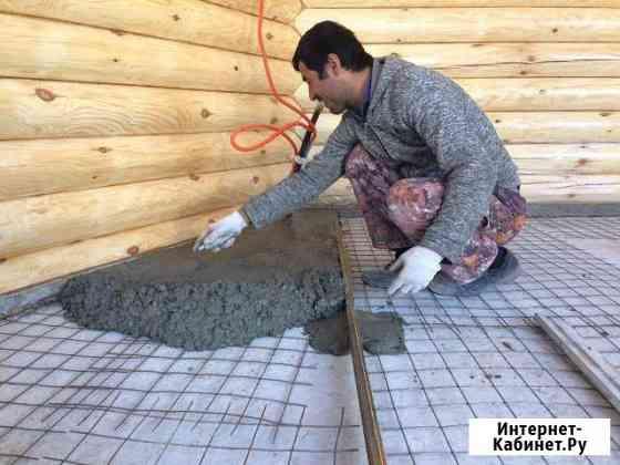 Бригада строителей Тюмень
