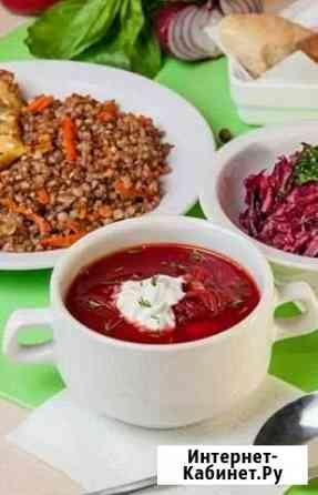 Доставка комплексных обедов Троицк