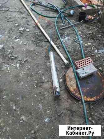 Ремонт, очистка скважин, замена насоса. п.Киевский Киевский