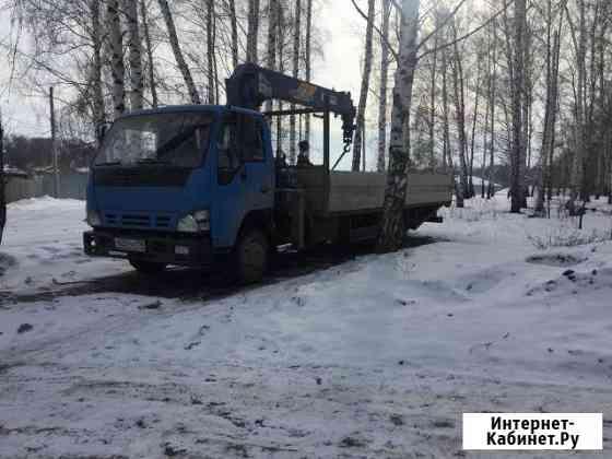 Манипулятор-эвакуатор услуги аренда в Нововоронеже Нововоронеж