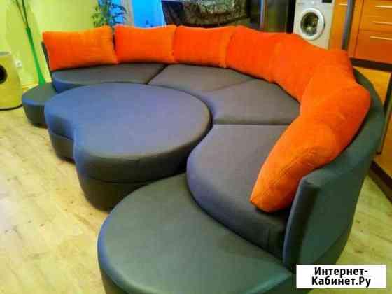 Перетяжка мебели. Изготовление мягкой мебели Калининград