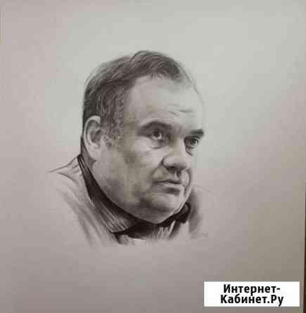 Портрет по фото на заказ Пермь